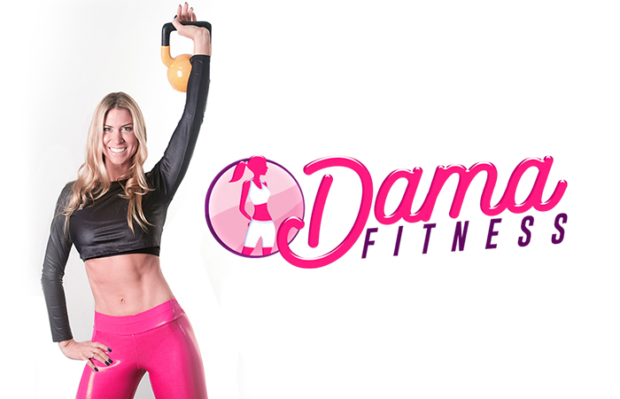 sites para exercitar dama fitness